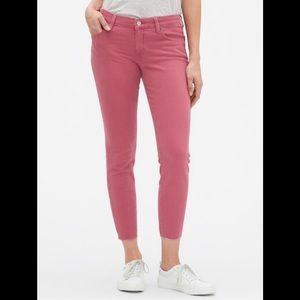 Gap womens mid rise size 28 regular legging denim